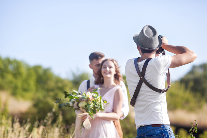 Selecting a marriage Professional photographer