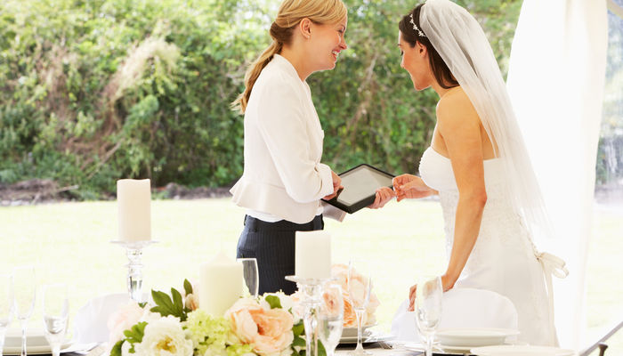 Do You Want a Wedding Planner to organize The Ideal Wedding?