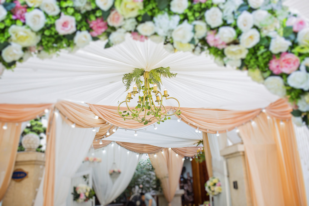 How To Choose Wedding Tents