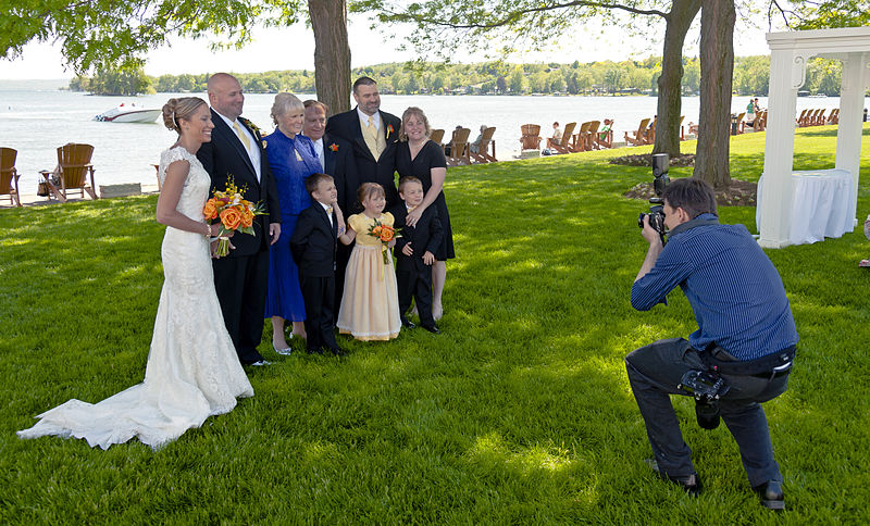 How to end up with the best wedding videographer?
