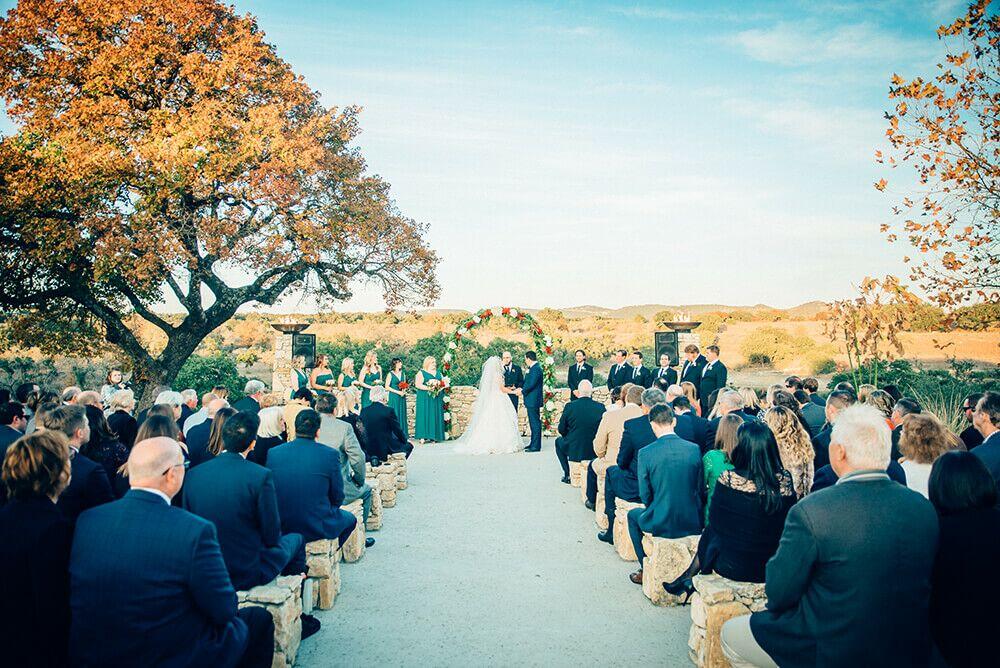 Lavish And Memorable Wedding At Paniolo Ranch