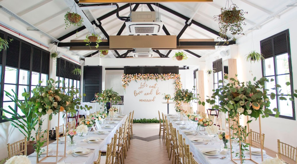 A spectacular And Unique Wedding Venue: 135 Meters Above London